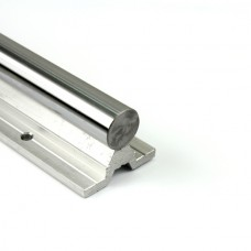 16mm Supported Linear Rail Shaft 250mm