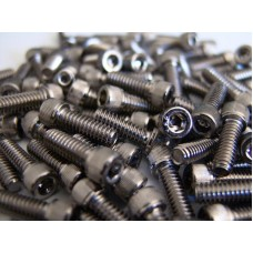 Pack of 100 Socket Head Screws 1/4-20 X 3/4""