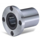 6MM Flange Linear Motion Bearing