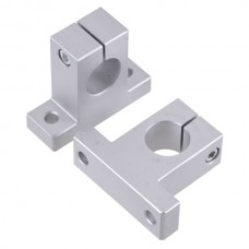 20mm Square Type Linear Shaft Support 1pcs